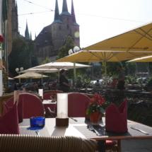 neue Bilder vom Restaurant Athos in Erfurt (2)